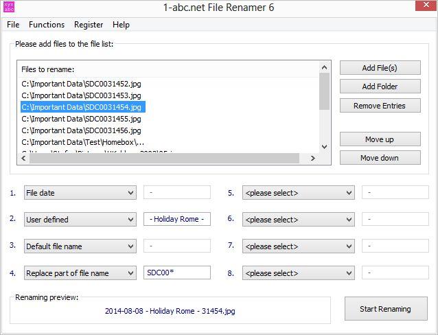 1-abc.net File Renamer 5.00 full