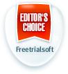 FreeTrialSoft editor's choice