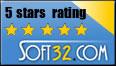 Soft32.com award